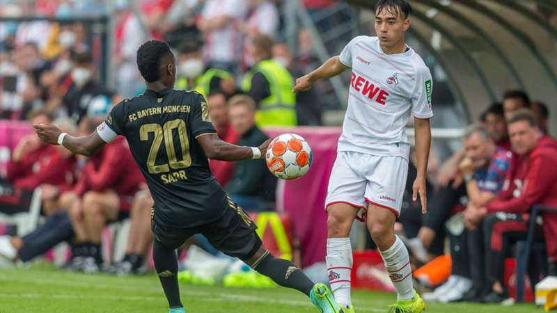 FC Bayern München 1. FC Köln 17072021