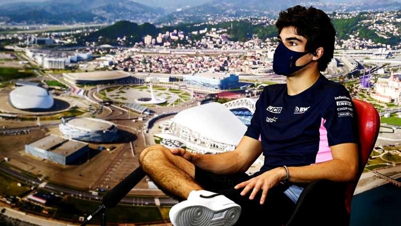 2020-10-22 Lance Stroll F1 Formula 1