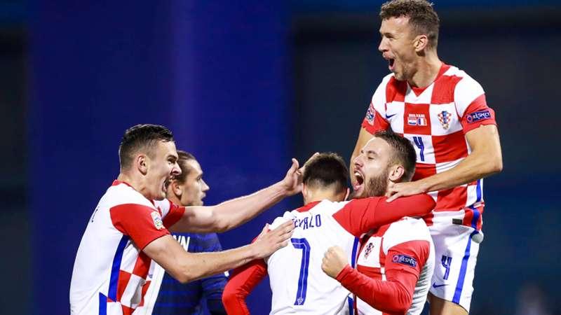 Kroatien Nationalmannschaft 2020