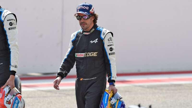 2021-03-12 Alonso Alpine F1 Formula 1