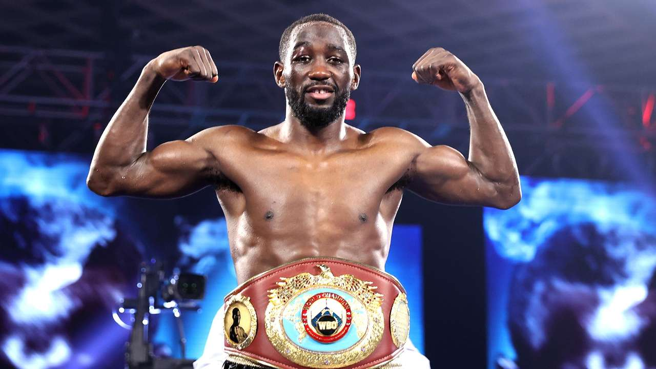 Terence Crawford starts slow but dusts Kell Brook with fourth-round TKO to  retain WBO title | DAZN News Sweden