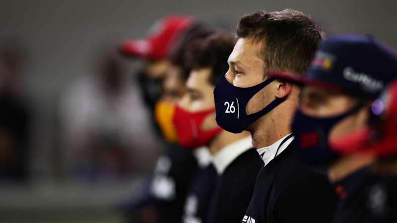 2021-03-03 Kvyat F1 Formula 1