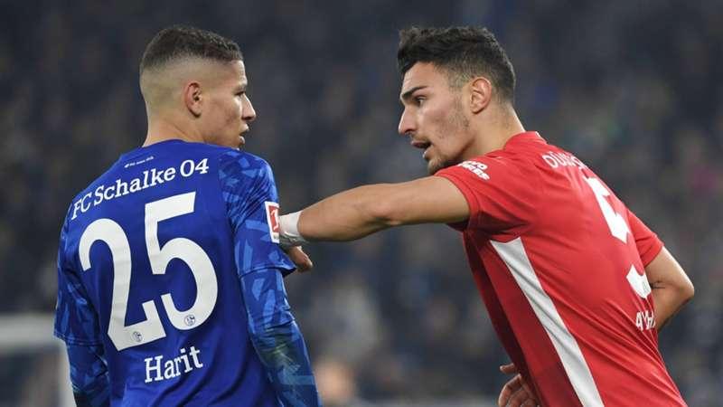Fortuna Düsseldorf FC Schalke 04 Hinspiel Bundesliga 2019/20