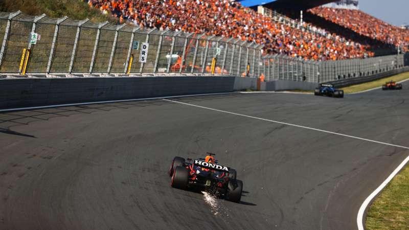 Max Verstappen Zandvoort GP Países Bajos 2021