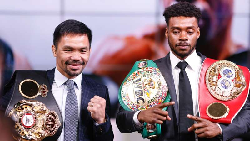Manny Pacquiao vs. Errol Spence