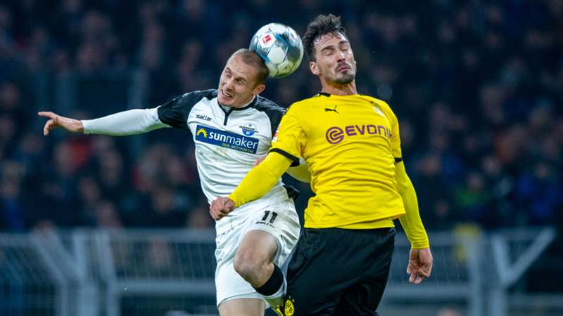 BVB SC Paderborn 2019