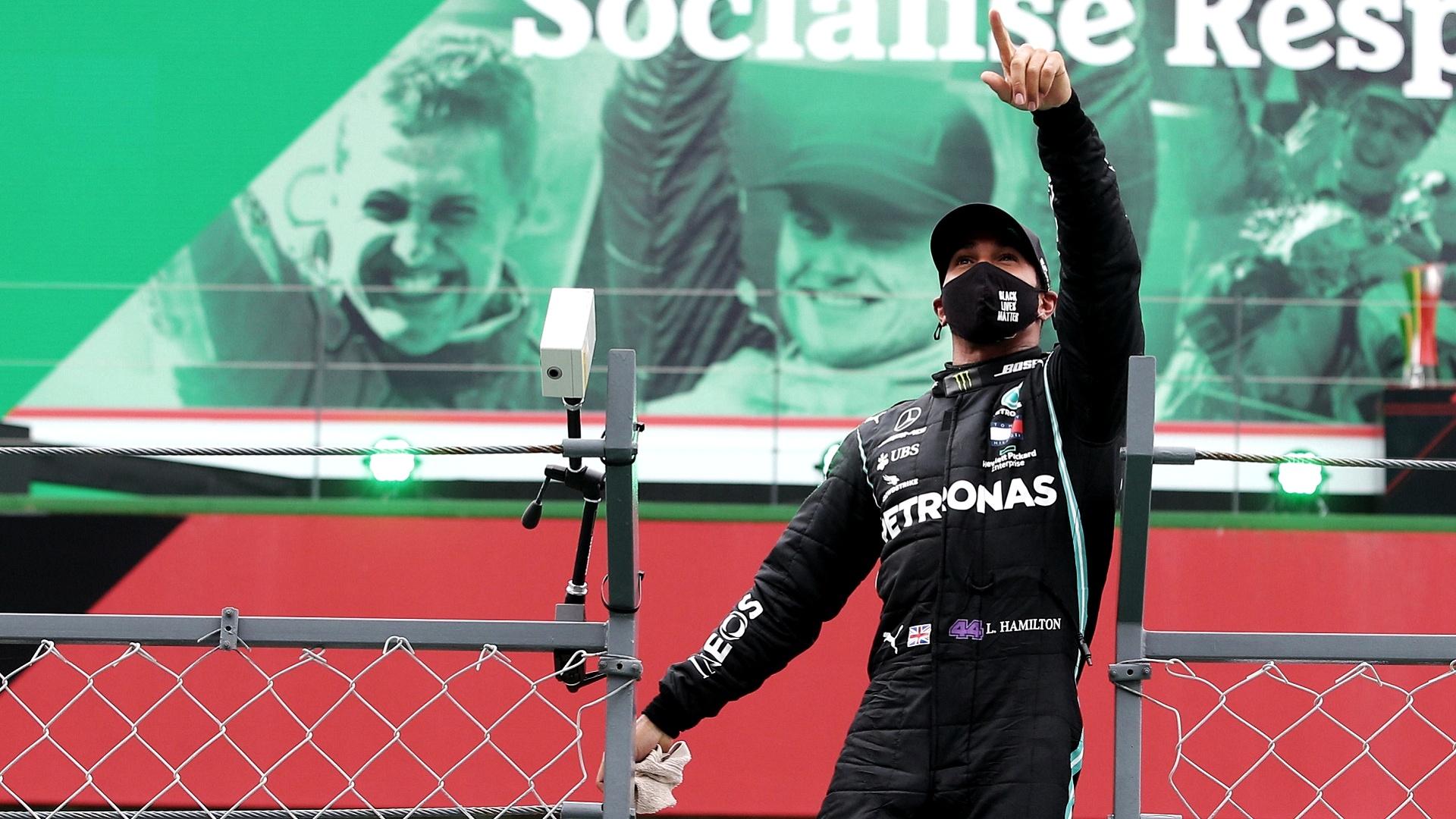 2020-10-28 Hamilton Formula 1 F1
