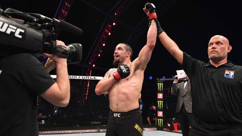 Robert Whittaker UFC 25102020