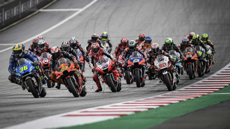 ONLY GERMANY MotoGP Spielberg Red Bull Ring Race 23082020