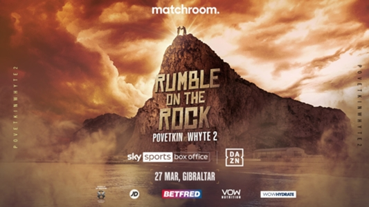 Dillian Whyte vs. Alexander Povetkin 2: Date, fight time, odds, TV channel and live stream   DAZN News US