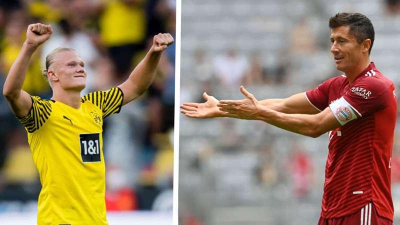 Bundesliga DAZN Haaland Lewandowski