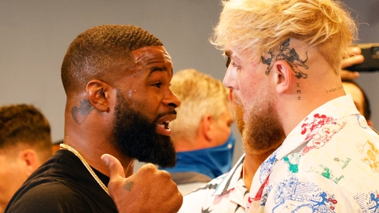 Jake Paul vs. Tyron Woodley: Date, fight time, TV channel and live stream   DAZN News US