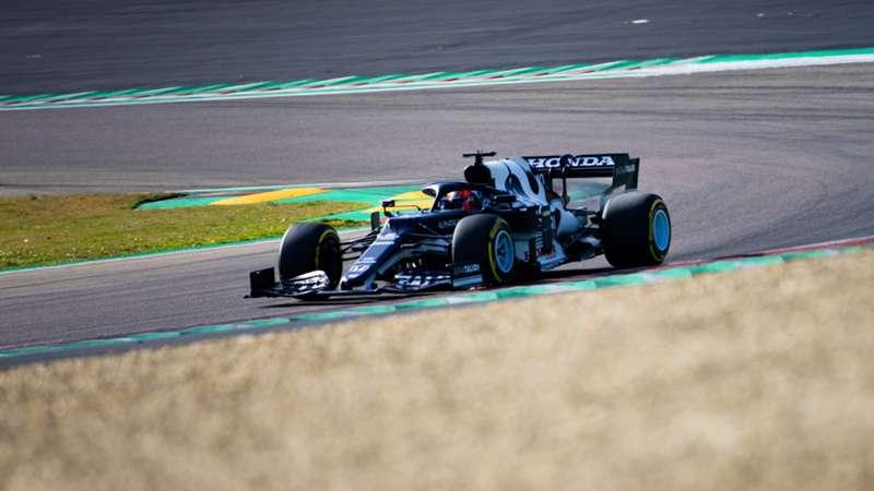 2021-02-26 Gasly Alphatauri Formula 1 F1