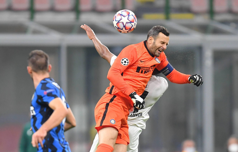Schachtjor Donezk Inter Mailand 20202021 Champions League