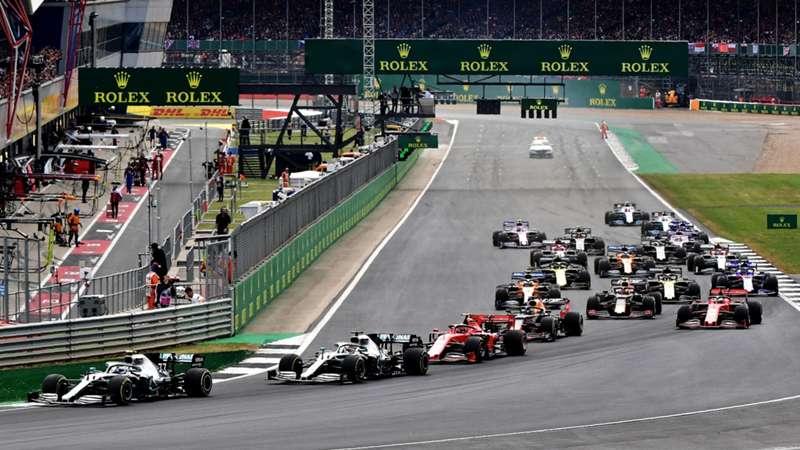 2020-07-16 Silverstone Formula 1 F1 British 2019