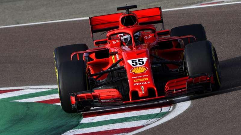 2021-02-28 Sainz Ferrari F1 Formula 1