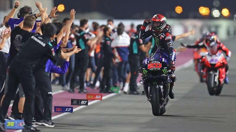 Fabio Quartararo ganó la carrera más ajustada de la historia de MotoGP: las claves del Gran Premio de Doha | DAZN News España