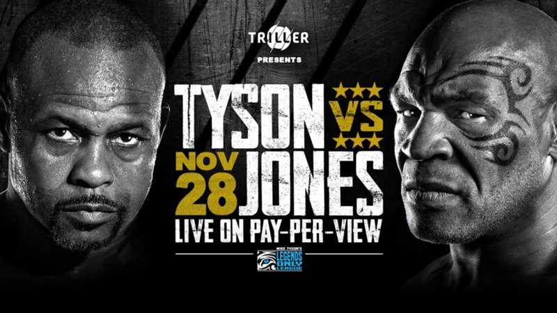 Mike Tyson vs. Roy Jones Jr Boxing Streams Live Reddit