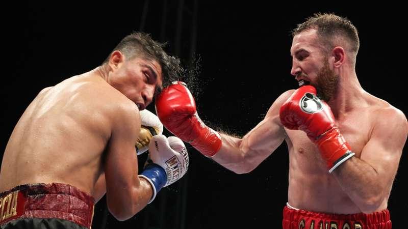 Mikey García vs. Sandor Martin