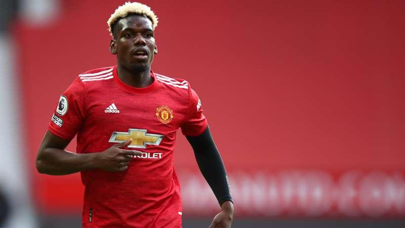 Paul Pogba Manchester United 18052021