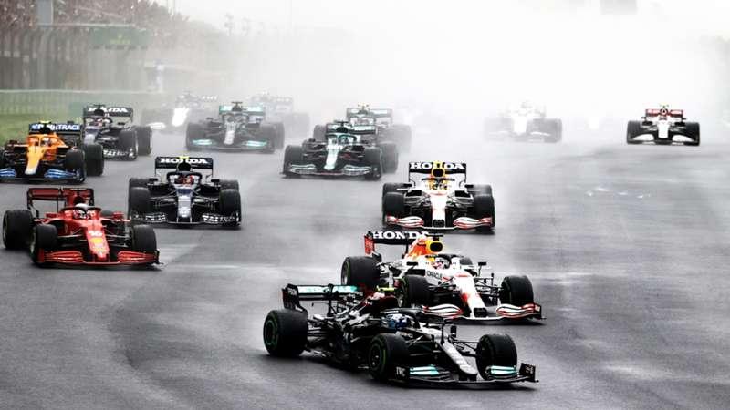 2021-10-21 Bottas Verstappen F1 Formula 1