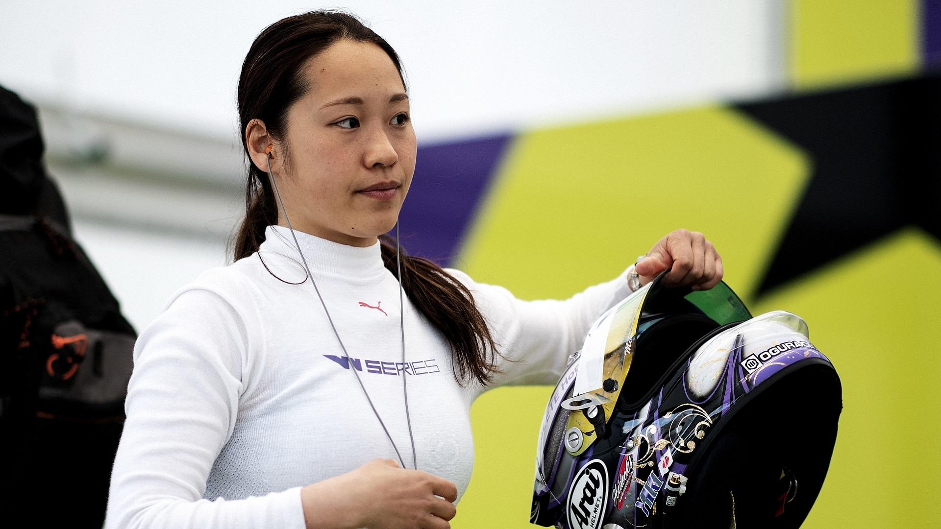 2021-08-08 Koyama Miki W Series Formula