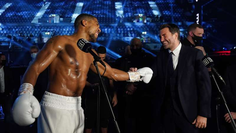 anthony-joshua-eddie-hearn-matchroom-ftr