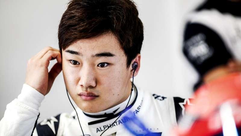 2021-05-08 Tsunoda Yuki Alphatauri F1 Formula 1