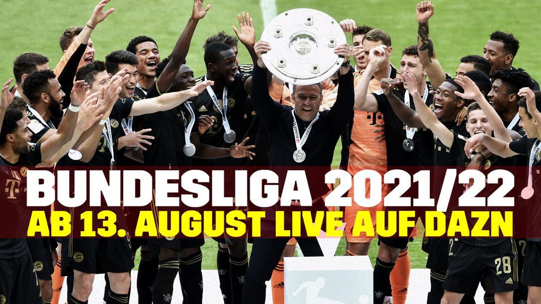 Bundesliga DAZN 2021 2022 LIVE STREAM