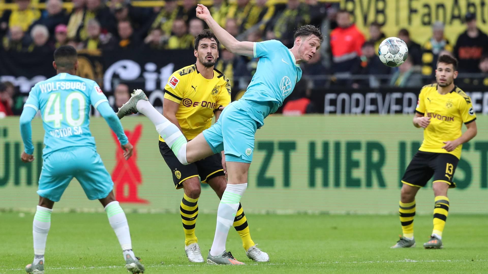 Live Stream Dortmund Wolfsburg