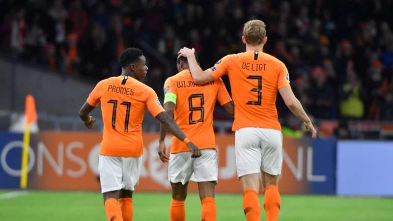 Matthijs de Ligt_Niederlande_EM Quali_19112020_AFLOSPORT