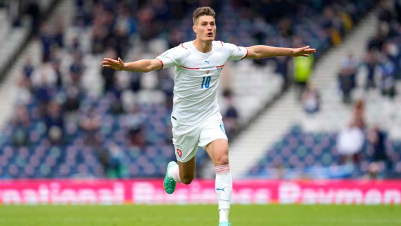 Tschechien Schottland Patrik Schick EURO 2020 14062021