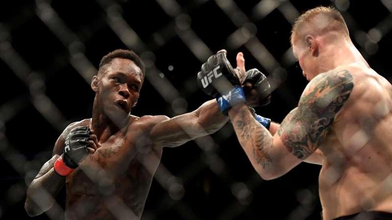 UFC Adesanya vs. Vettori LIVE-STREAM
