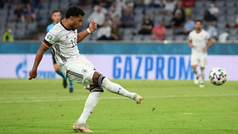 ONLY GER EURO 2020 Deutschland Serge Gnabry vs. Frankreich 15062021