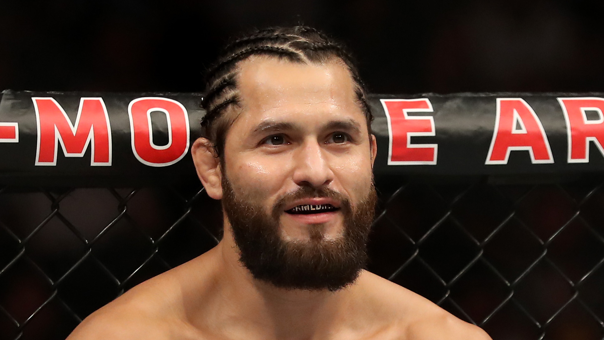 The 36-year old son of father (?) and mother(?) Jorge Masvidal in 2020 photo. Jorge Masvidal earned a  million dollar salary - leaving the net worth at  million in 2020