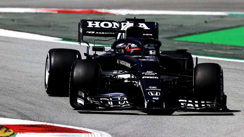 2021-05-07 Tsunoda Yuki Alphatauri F1 Formula 1