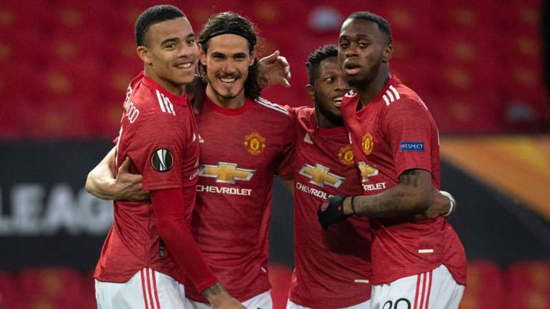Manchester United Europa League 15042021