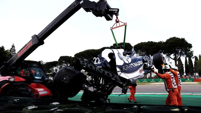 2021-04-17 Tsunoda Yuki Alphatauri F1 Formula 1