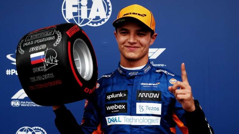 2021-09-25 Norris McLaren F1 Formula 1