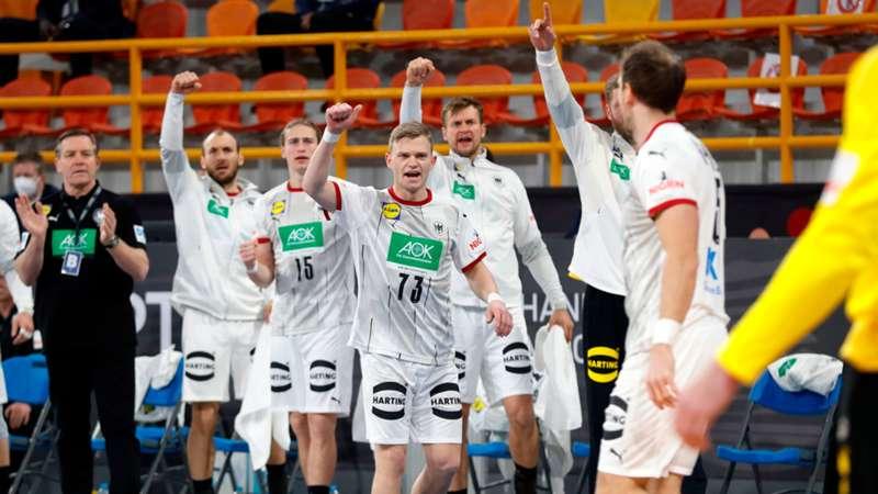 Deutschland Handball WM 21012021