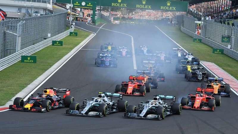 2020-07-03 Formula 1 F1 2019 Hungary_2