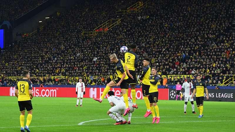 BVB PSG Champions League
