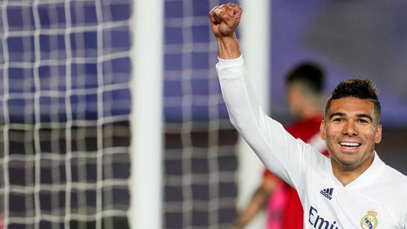 Real Madrid Casemiro LaLiga TV Livestream heute