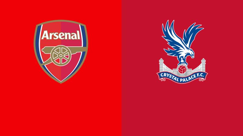 Arsenal Crystal Palace Premier League 2021/22