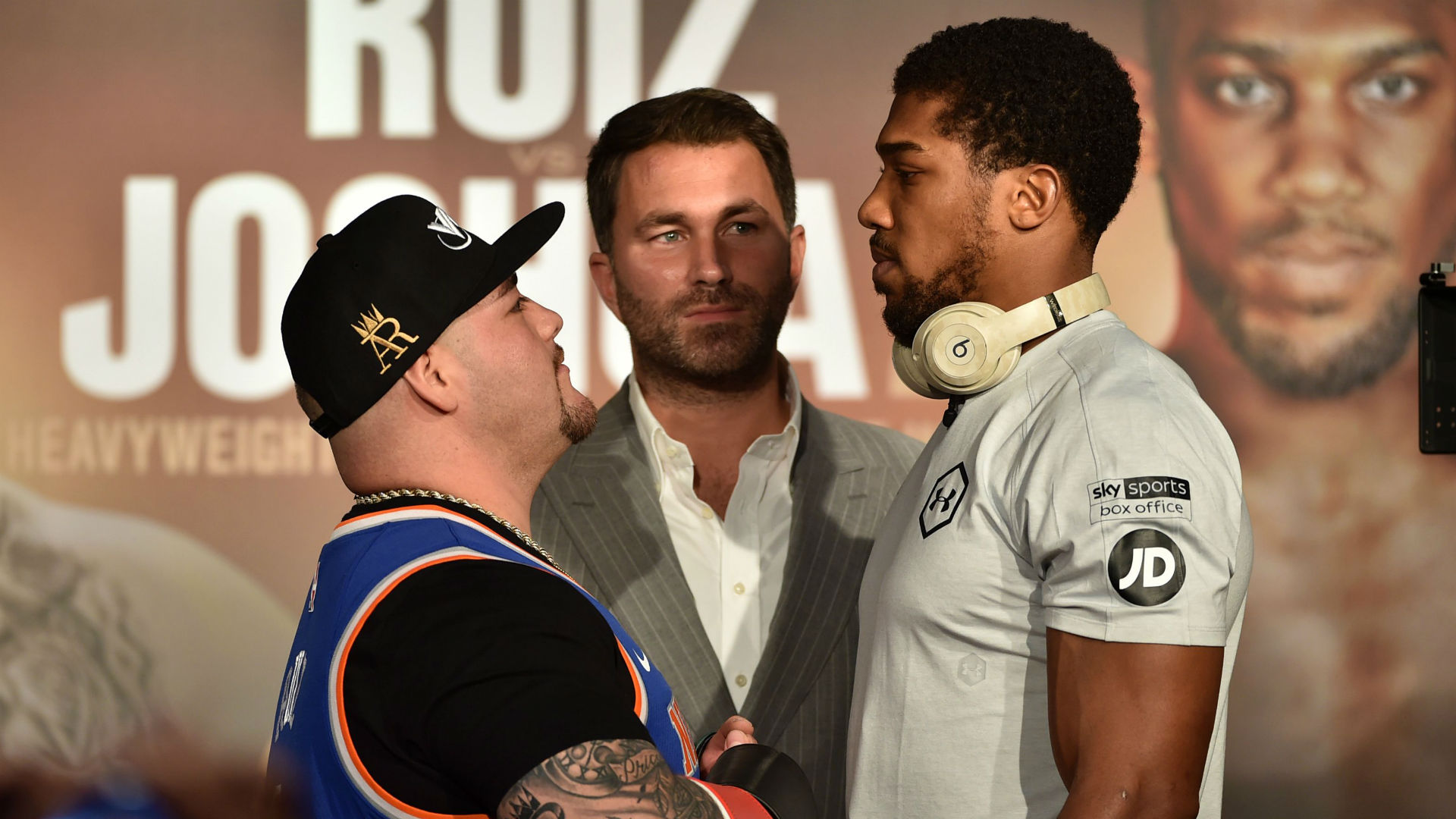 Andy Ruiz Jr Vs Anthony Joshua 2 How To Watch The Fight