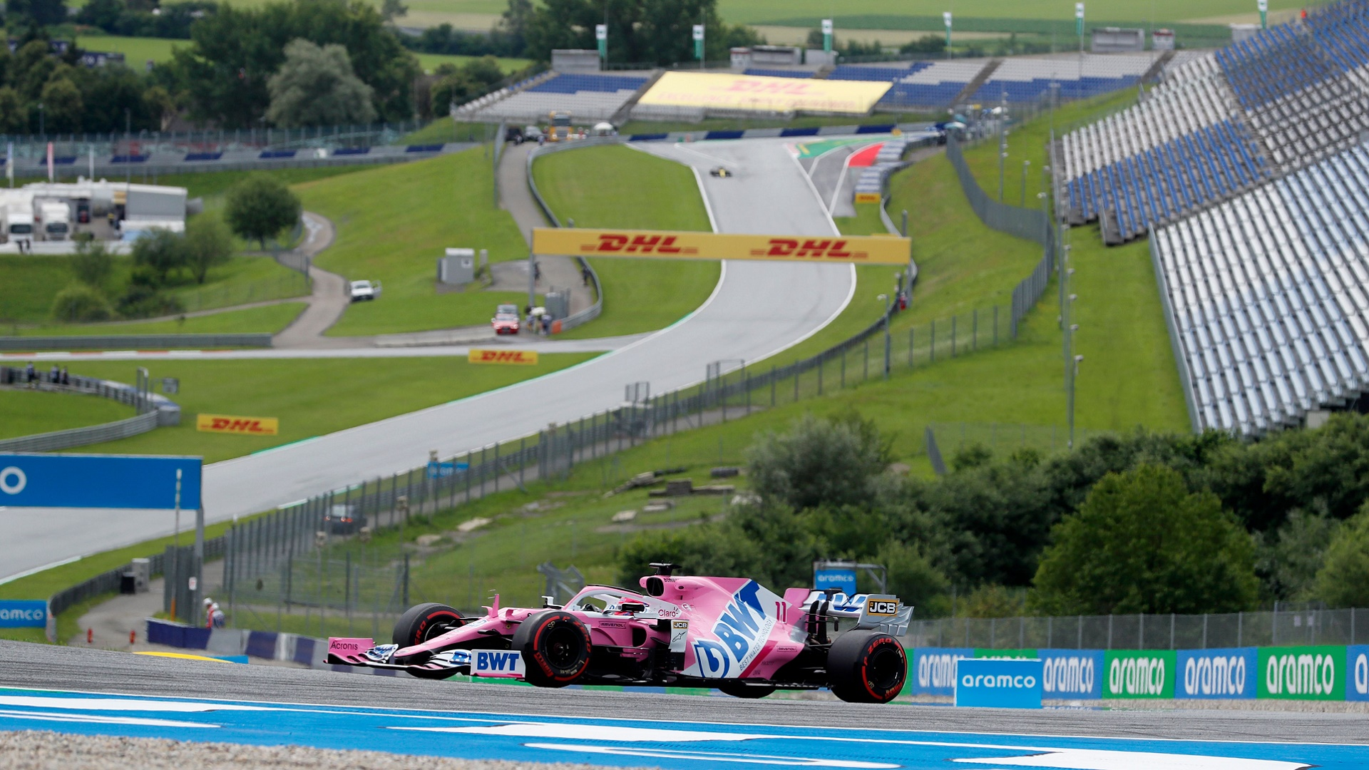 2020-07-03 Austria F1 Formula 1 Perez Racing Point