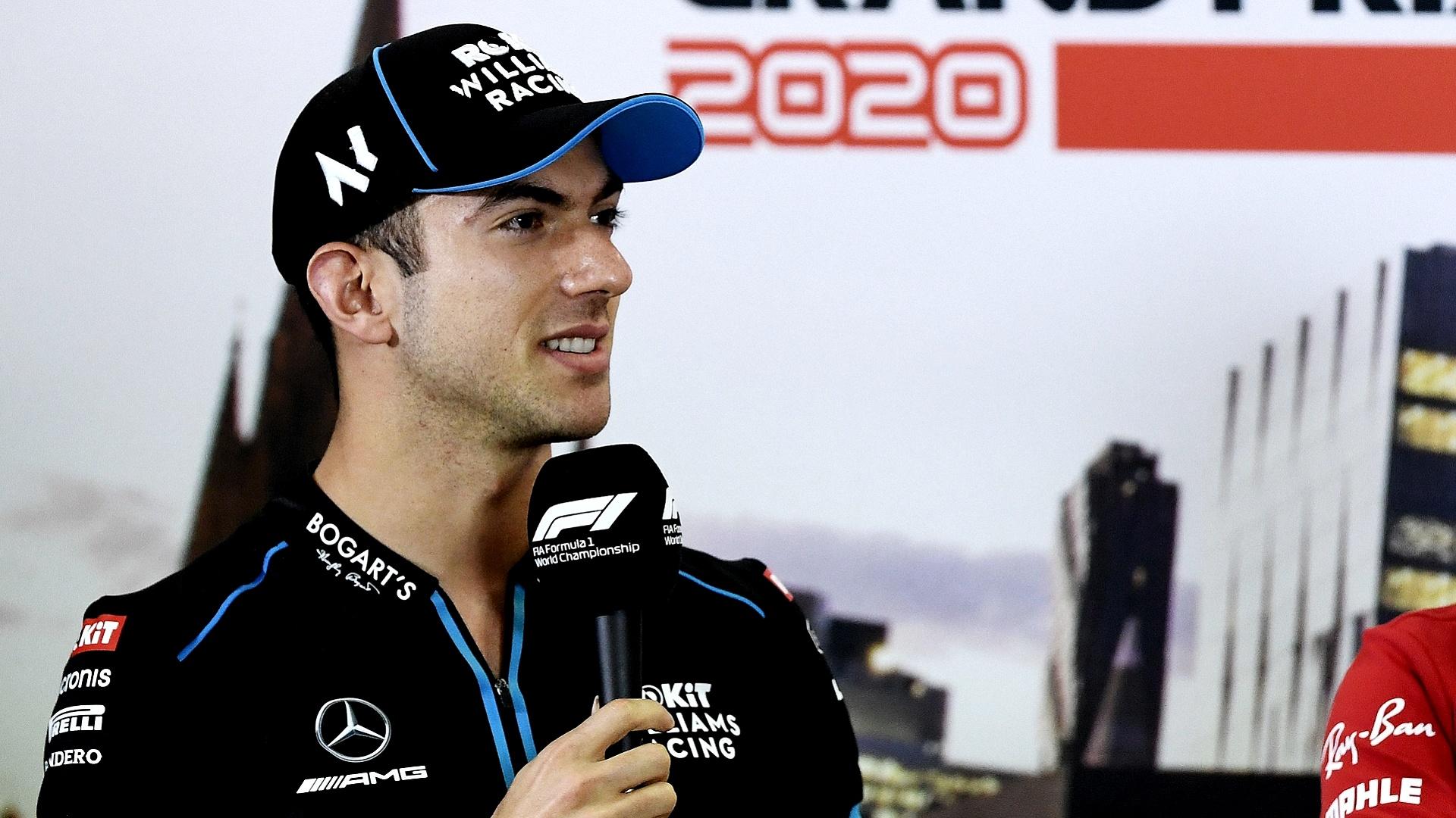 2020-07-22 Formula 1 F1 Latifi
