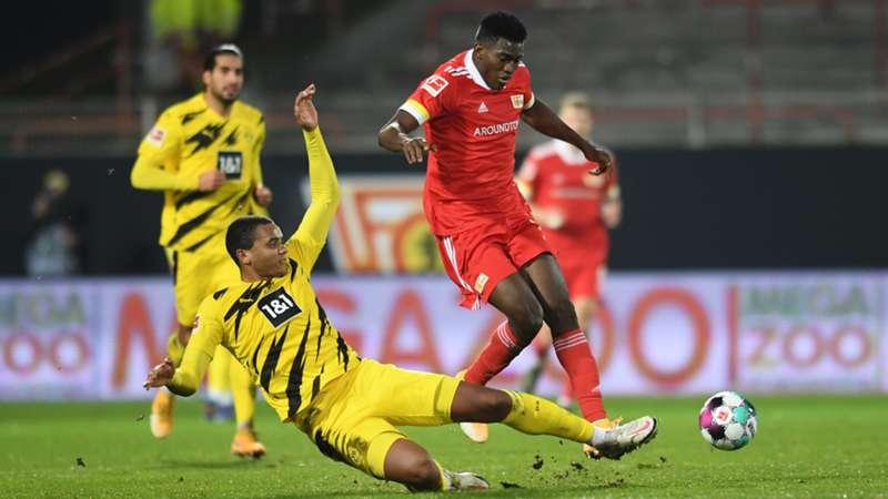 ONLY GER Union Berlin BVB Borussia Dortmund Bundesliga Taiwo Awoniyi Manuel Akanji 18122020