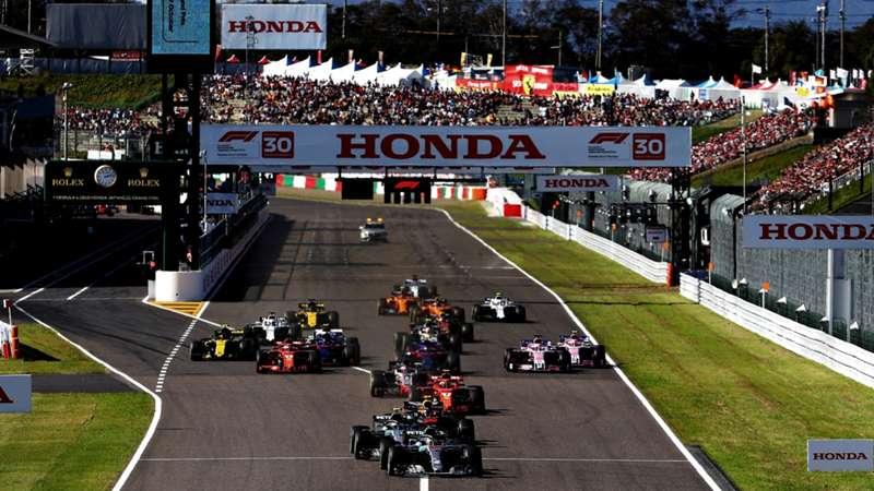 2021-04-24 F1 Formula 1 Japan Suzuka 2018