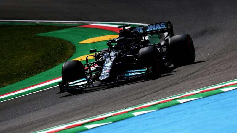 2021-04-16 Hamilton Mercedes F1 Formula 1